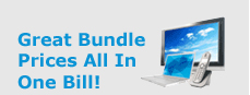 Great Bundle Prices All In One Bill!