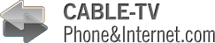 Cable TV Phone and Internet.com | logo