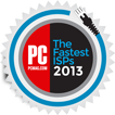 PCMAG.com - The fastest ISP - 2012.