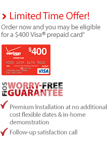 Limited Time Offers. Order today and get a $200 Visa Prepaid Card*