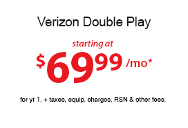 Verizon Double Play