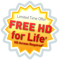 Free HD For Life